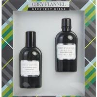 GEOFFREY BEENE 杰弗里比尼 灰色法兰绒男士香氛(香水120ml+须后乳120ml