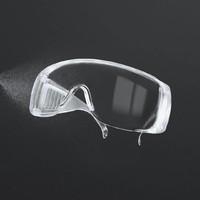 Qualitell護目鏡 透明色 1付裝