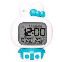 康巴絲(Compas)鬧鐘 小鬧鐘HX-2506 藍色