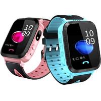 智能GPS防水兒童電話手表