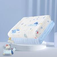 gb 好孩子 嬰兒泡泡紗浴巾 2條裝