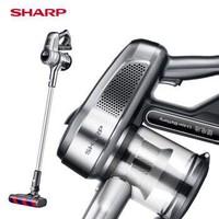 24日0點:夏普(SHARP)無線手持充電吸塵器 EC-SA82W-S