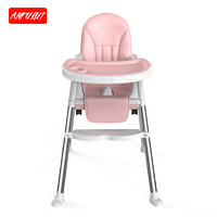 安福瑞 寶寶餐椅吃飯可折疊便攜式宜家嬰兒椅子