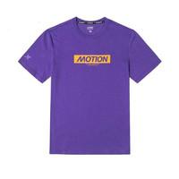 XTEP 特步 880229010007 男士短袖T恤