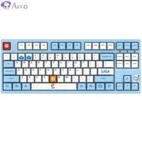 Akko 艾酷 3087 哔哩哔哩 87键 机械键盘(AKKO轴、PBT)