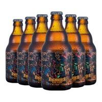 Enigma(密碼法師)諸神黃昏金啤精釀啤酒330ml*6瓶 整箱裝 比利時進口 *2件