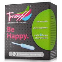 Tmaxx 導管式衛生棉條 無香型20支裝 *2件