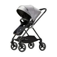 好孩子gb金羽系列碳纖維嬰兒推車