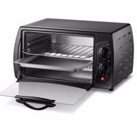 蘇泊爾(SUPOR)電烤箱家用10L烘焙迷你小型雙層烤箱多功能全自動蛋糕 烘焙易操作小烤箱