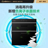 Canbo/康寶 RTD108E-11EK消毒柜嵌入式家用鑲 嵌碗柜負離子大容量