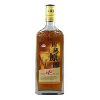 古越龍山黃酒六年酒齡庫藏原釀半甜型紹興花雕糯米酒500ml 500ml單瓶 *2件