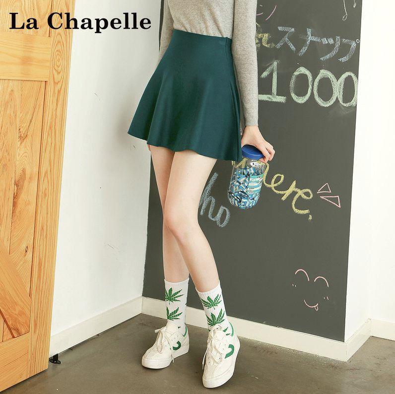 La Chapelle 拉夏贝尔 2T000088 A字短裙
