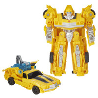 Hasbro 孩之寶 變形金剛 電影6 能量戰士 加強系列 雪佛蘭大黃蜂 E2092 *2件