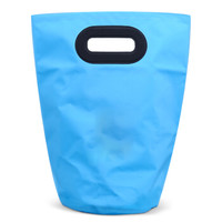 京東PLUS會員 : 綠之源 洗車工具洗車用品車載車用水桶美容清洗用品  便攜式手提洗車水桶15L(藍色) *7件