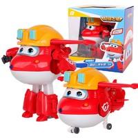 限地區 : 奧迪雙鉆 超級飛俠 變形機器人 730211 樂迪工程款