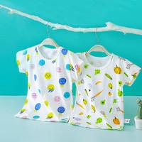 希貝熊男女童純棉短袖T恤 *3件