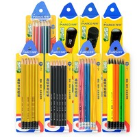 MARCO 马可 D4215 原木铅笔 12支装 *2件