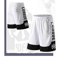 鹿仕尼 籃球短褲帶口袋 /籃球背心