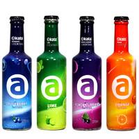 AK47阿卡塔預調酒雞尾酒3度果味酒4瓶裝