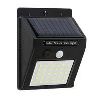 冠度 太陽能室外LED燈 20珠光控款