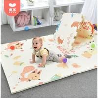 澳樂(AOLE-HW)爬行墊XPE環保嬰兒玩具拼圖泡沫地墊拼接墊加厚寶寶爬爬墊