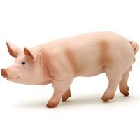 法國PAPO仿真農場動物玩具小豬模型 *3件