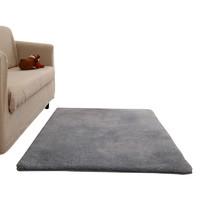 北歐地毯客廳簡約現代茶幾毯臥室可愛滿鋪床邊毯榻榻米地墊可定制