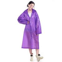 移動專享 : HAGGIS 成人加厚非一次性純色雨衣
