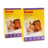 Kodak 柯達 4R相紙 6寸 40張
