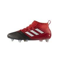 考拉海購黑卡會員 : adidas 阿迪紅色警戒 ACE 17.1 SG松軟草場足球鞋 BA9188 *2件