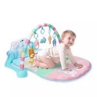 beiens 貝恩施 嬰兒玩具0-1歲 兒童健身架