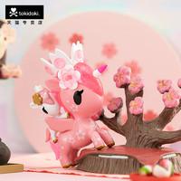 盲盒控:樱花季不能外出别发愁,在家一样赏樱花