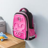 書包置物架幼兒園小學生掛書包神器家居用品兒童房包包收納架