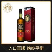 LOCH LOMOND/羅曼湖12年蘇格蘭單一麥芽威士忌700ml英國進口洋酒