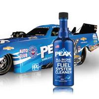 peak 頂峰 燃油寶汽油添加劑清碳寶汽車發動機清理除積碳清洗劑節油寶清潔劑 400ml 汽車用品 *5件