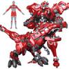 Temi 糖米 奧特曼力量之崛起變形系列 熾焰恐龍機械獸