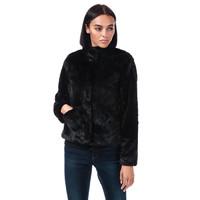 Only Vida Faux Fur Jacket 女士外套