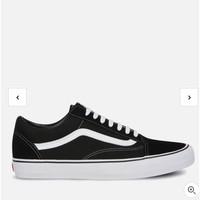 銀聯專享 : Vans Old Skool 男款經典滑板鞋