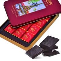 克勒司(Klaus)經典70%黑巧克力禮盒 60g *5件