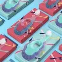 BebeTour 嬰幼兒安全防咽訓練牙刷