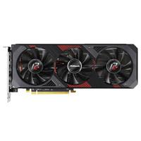 華擎(ASRock)Radeon RX5600XT Phantom Gaming D3 6G OC Boost 1750MHz 12 Gbps 192-bit GDDR6 游戲顯卡