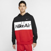 Nike 耐克 Air CJ4825 男子起絨套頭連帽衫
