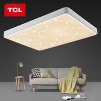 京東PLUS會員 : TCL照明 銀河 LED吸頂燈 110W