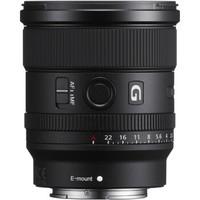 索尼(SONY)FE 20mm F1.8 G全畫幅超廣角定焦鏡頭