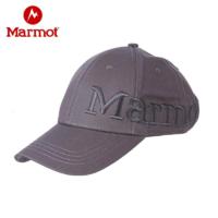 Marmot/土撥鼠遮陽戶外男女款四季運動休閑帽棒球帽 *9件