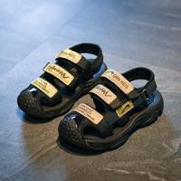 男童涼鞋包頭軟底中大童新款夏季韓版女童鞋小童寶寶兒童鞋子 *2件