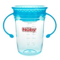 nuby 努比 tritan材質魔術杯 240ml *5件