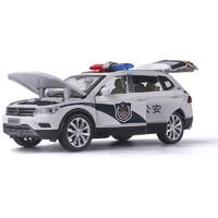 KIV 卡威 大眾途觀L合金車模型