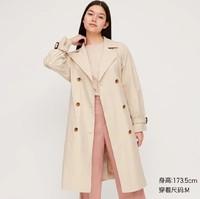 女裝 休閑風衣 424589 優衣庫UNIQLO