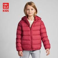 童裝/男童/女童 輕型保暖WARM PADDED連帽外套 418968
